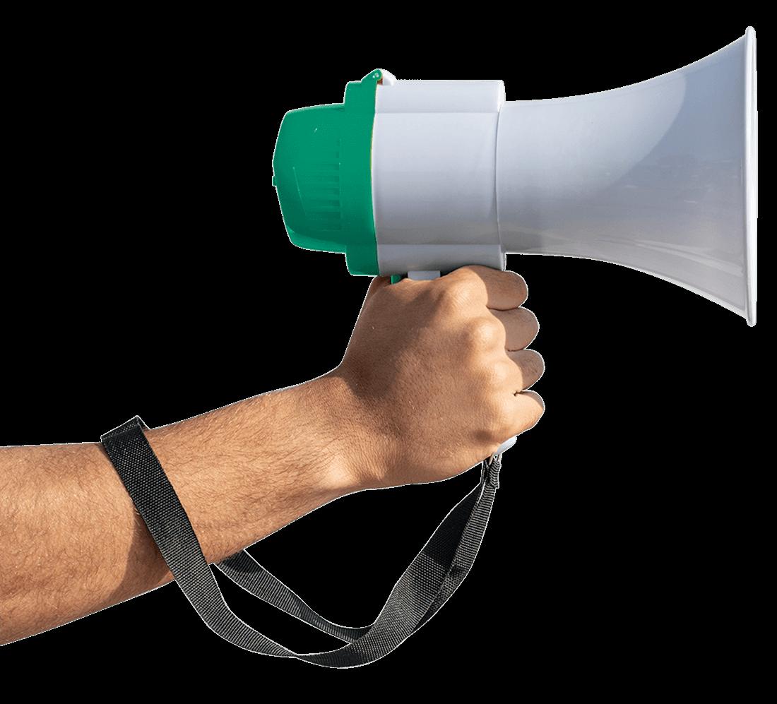 hand-megaphone